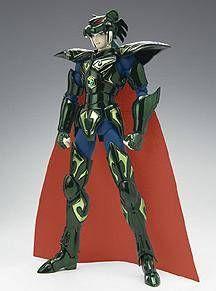 Saint Seiya Myth Cloth - Zeta Mizar Syd