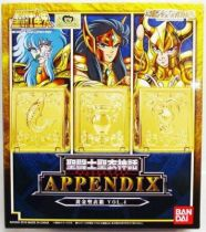 Saint Seiya Myth Cloth Appendix - Gold Cloth Box Vol.4