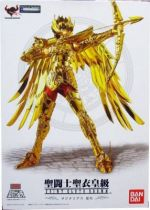 Saint Seiya Myth Cloth Crown - Sagittarius Seiya & Ayoros