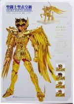 Saint Seiya Myth Cloth Crown - Sagittarius Seiya & Ayoros
