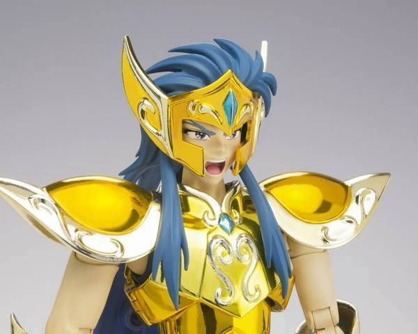 Saint Seiya Myth Cloth EX - Aquarius Camus