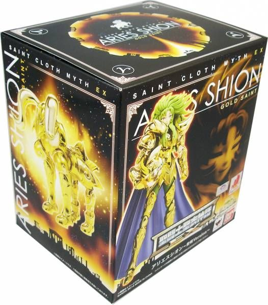 Saint Seiya Myth Cloth EX - Aries Shion
