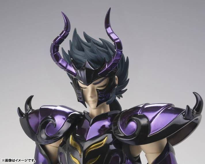 Saint Seiya Myth Cloth EX - Capricorn Shura (Specter)