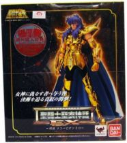 Saint Seiya Myth Cloth EX - Milo - Chevalier d\'Or du Scorpion