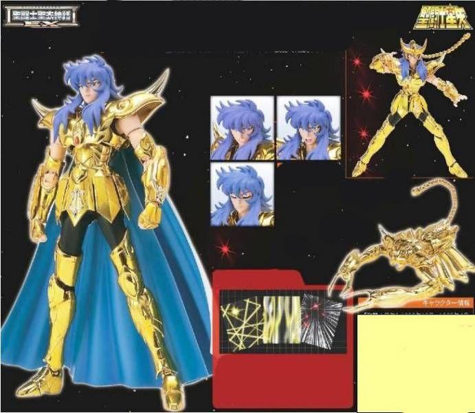 Saint Seiya Myth Cloth EX - Scorpion Milo