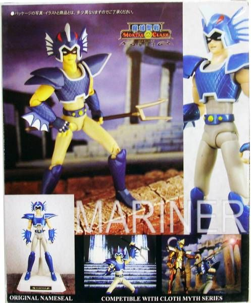 Saint Seiya Myth Cloth Mortal Clash - Mariner Soldier of Poseidon