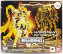 Saint Seiya Soul of Gold Myth Cloth EX - Aquarius Camus