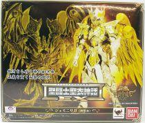 Saint Seiya Soul of Gold Myth Cloth EX - Gemini Saga