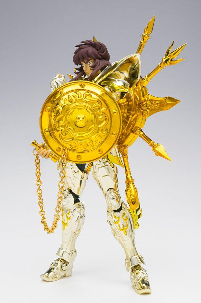 Saint Seiya Soul of Gold Myth Cloth EX - Libra Dohko