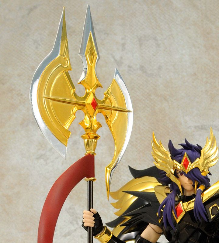 saint seiya soul of gold myth cloth ex loki dieu mal fique d 39 asgard. Black Bedroom Furniture Sets. Home Design Ideas