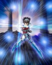 Saint Seiya The Lost Canvas Myth Cloth - Pegasus Tenma