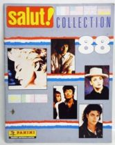 Salut! Collection 88 - Panini Stickers collector book