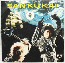 San Ku Kai - Disque 45Tours - CBS Records 1979