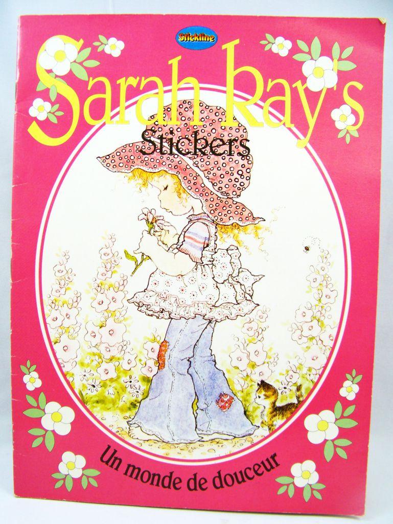 Sarah kay album de vignette stickline 1991 ebay - Envoyer un colis sans payer les frais de port ...