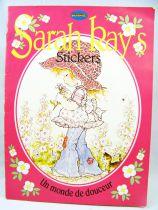 Sarah Kay - Album de vignette - Stickline 1991
