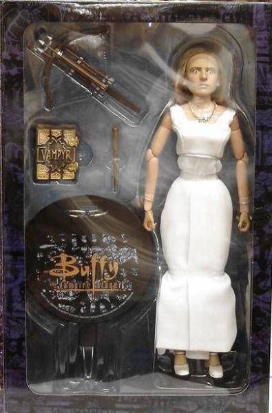 Sarah Michelle Gellar as Prophecy Girl Buffy - Sideshow Toys 12 inches doll (mint in box)