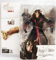 Saw - Jigsaw Killer (Pig Face) - NECA Cult Classics series 5 figure