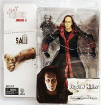 Saw - Jigsaw Killer (Tobin Bell) - NECA Cult Classics series 5 figure