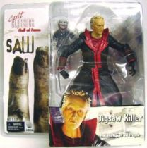 Saw 2 - Jigsaw Killer - Figurine NECA Cult Classics Hall of Fame