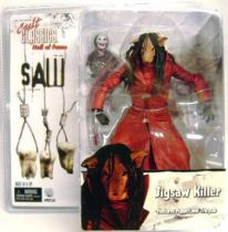 Saw 3 - Jigsaw Killer (Pig Face) - NECA Cult Classics Hall of Fame