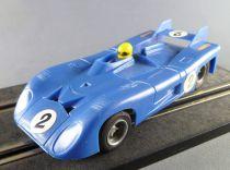 Scalextric C102 - Blue Matra Simca MS 670 LM N° 2