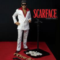 Scarface - Tony Montana (Respect Version) - Figurine 30cm Enterbay