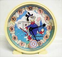 Scrooge - Bayard Animated Alarm Clock