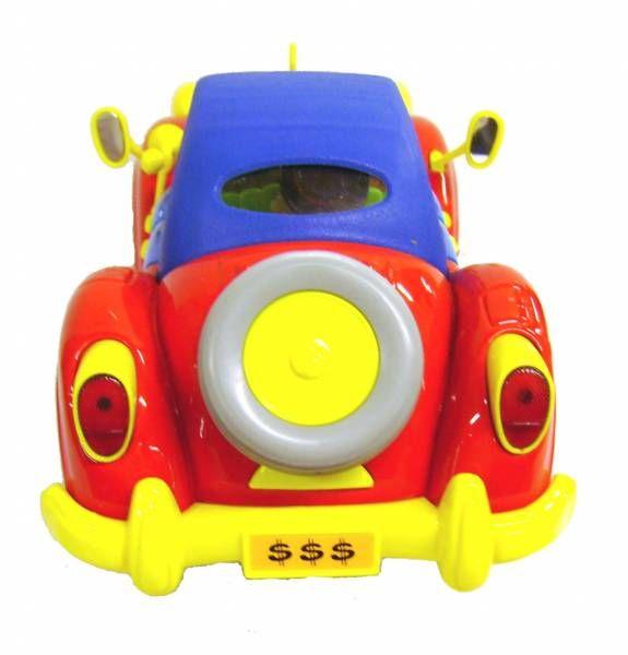 Scrooge - Burago diecast vehicle - Scrooge\'s Limousine