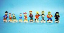 Scrooge - Cake Ceramic Premium Figure - Set of 10 DukeTales Ceramic Figure