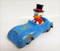 Scrooge - ESCI diecast vehicle - Scrooge\'s Limousine (loose)