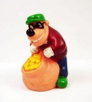 Picsou - Figurines - Rapetou avec sac d\'or 01