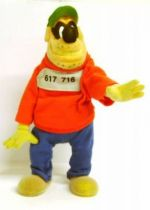Scrooge - Flocked figures - Beagle Boy 617-716 (Duck Tales)
