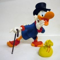 Scrooge - Leblon- Delienne Resin Collectible Figure #614 - Scrooge Color