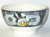 Scrooge - Merchandising  - French Ceramic Bowl (Mint)