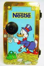 Scrooge - Merchandising - Bank Safe / Candy box (Nestlé)
