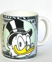 Scrooge - Merchandising - French Ceramic Mug (Mint)