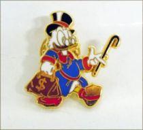 Scrooge - Merchandising - Scrooge Lapel pin (Arthus Bertrand - Disney)