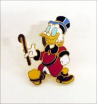 Scrooge - Merchandising - Scrooge Lapel pin (Disney)