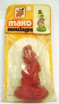 Scrooge - Merchandising - Scrooge Mako mould for plaster figure
