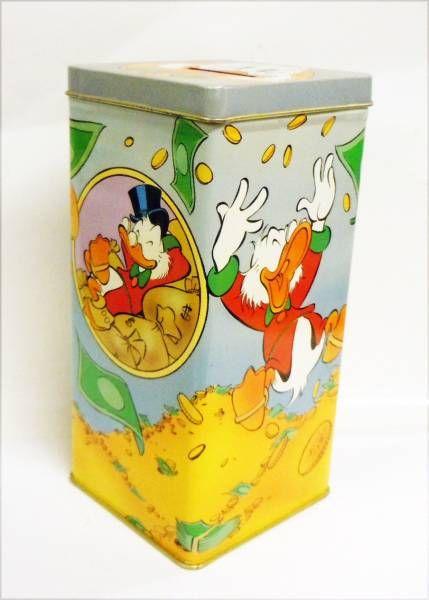 Scrooge - Merchandising - Scrooge Metal Bank