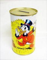 Scrooge - Merchandising - Scrooge Promotional Metal Bank (Crème Dessert Mont-Blanc)
