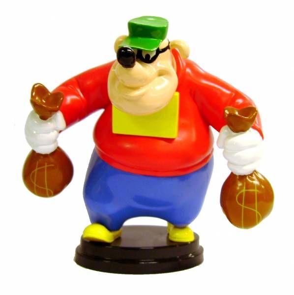 Scrooge - Plastic statue - Beagle Boy