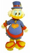 Scrooge - Plush with suctions & Messages - Scrooge : Heart of Gold