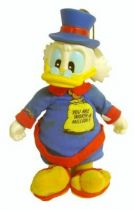 Scrooge - Plush with suctions & Messages - Scrooge : You are worth a Million!