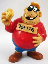 Scrooge - PVC figures Bully - Beagle Boy 761-176 (Duck Tales)