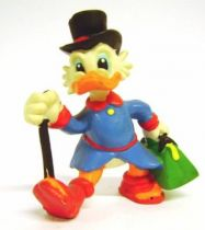 Scrooge - PVC mini figures Bully - Scrooge