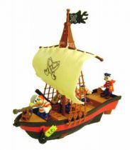 Scrooge - Topolino - Beagle Boy\'s Pirate Ship