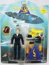 SeaQuest DSV - Playmates - Captain Nathan Hale Bridger