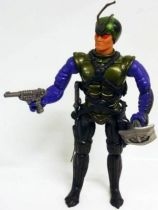 Sectaurs - Coleco - Commander Waspax (loose)