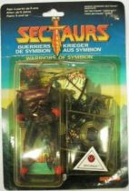 Sectaurs - Coleco - General Spidrax